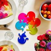 Égayer votre déjeuner avec entrechats, dessous de plat ou dessous de verres😻  🌟A retrouver sur le e-shop www.lesapsara.fr