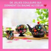 De jolies couleurs pour votre intérieur🥰❤️  💐A retrouver sur le e-shop www.lesapsara.de 💐livraison par la poste, en relais colis ou en click&collect