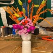 Notre petit vase garni de fleurs séchées @loliblumen