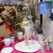 Nos jolis vases et les fleurs séchées @loliblumen