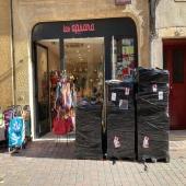 On va pas s'ennuyer aujourd'hui 😉💪 #Metz #metznotreville #metzmetropole #noël #noeldecoration #
