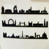 RESTOCK😍 Skyline pour décorer vos murs #metzmetropole #metz #metznotreville #lorraine #metz #londres🇬🇧 #paris #decointerieure #