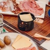On lance la saison de la raclette à la bougie 🕯🧀 Retrouvez dans notre magasin à Metz les sets individuels pour un moment convivial😍 #raclette #racletteparty #raclettecheese #metzmaville #metzmetropole #metzmaville #lorraine #